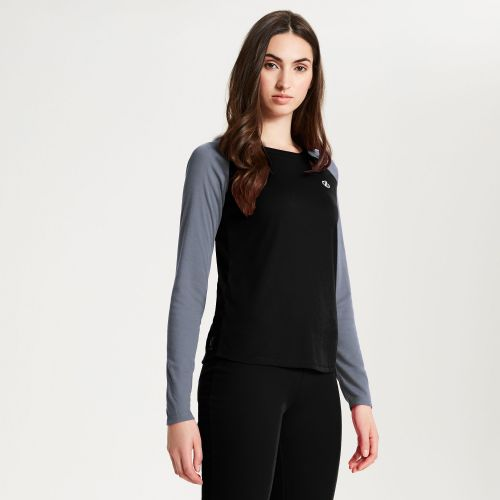 Women's Exchange Thermal Base Layer Set Black Ebony